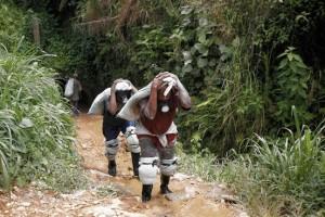 Wie Blutgold aus dem Kongo auf den Weltmarkt gelangt