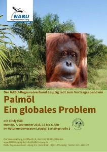 NABU-Vortragsabend über das globale Problem der naturvernichtenden Palmölproduktion